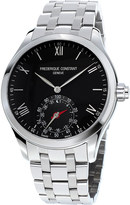 Frederique Constant Fc-285b5b6b Horological Smartwatch stainless steel watch