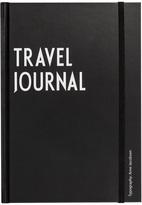 DESIGN LETTERS Travel Notebook