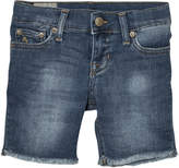 Ralph Lauren Blue Mid Wash Denim Shorts