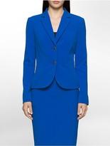 Calvin Klein Luxe Suit Jacket