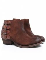 H By Hudson Suede Encke Boots
