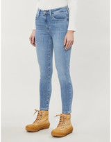 Levi's 721 High-Rise Stretch-Denim Jeans