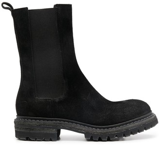 Del Carlo Chelsea high-ankle boots