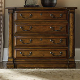 Hooker Furniture Tynecastle 4-Drawer Lateral File
