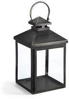 Glucksteinhome 15-Inch Weathered Zinc Steel Lantern