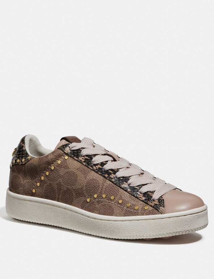 09b8c2eb C101 Low Top Sneaker