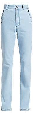 See by Chloe Women's Button Pocket Jeans