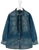 Diesel Costima denim shirt - kids - Cotton - 6 yrs