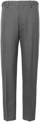 Banana Republic Heritage Slim Tapered Italian Wool Cropped Suit Pant