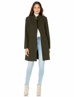 Vince Camuto Women's Chic and Sleek Wool Coat