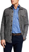 Peter Millar Men's Mountainside Slub Soft Jacket