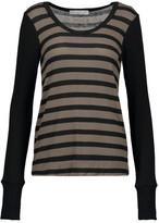 Kain Label Frawley Striped Stretch-Knit Sweater