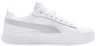 Puma Smash Platform L 36648706 White/White Sneaker