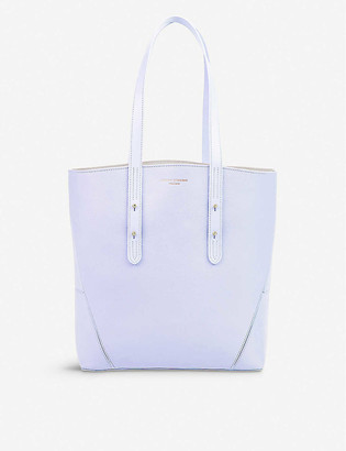Aspinal of London Essential pebbled-leather tote bag