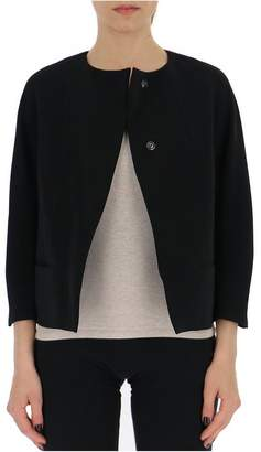 New York Industrie Cropped Jacket