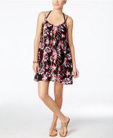 Roxy Printed Fly-Away Cover-Up