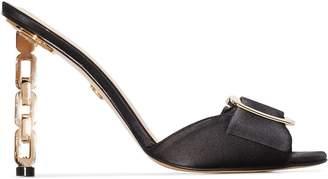 Charles Jourdan X Browns Patrick 1983 90mm sandals