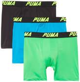 Puma Men's Solid Volume Boxer Brief (3 PK)
