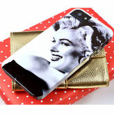 Monroe Giant Sparrows Marilyn 1954 Portrait Phone Case