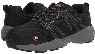 Merrell Work Fullbench Superlite AT (Black) Women's Shoes