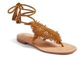 Joie Women's Kacia Ankle Wrap Sandal