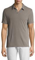 James Perse Pique Polo Shirt