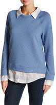 Soft Joie Theia Layered Collar Pullover