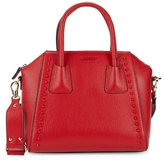 Valentino By Mario Valentino Minimi Preciosa Leather Top Handle Bag