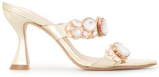 Sophia Webster Ritzy gem-embellished mule