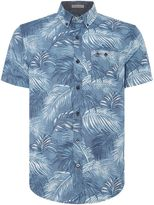 Original Penguin Fern Printed Short Sleeve Shirt