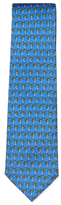 Tailorbyrd Flowing Palm Trees Tie