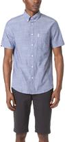 Ben Sherman Short Sleeve Slub Chambray Shirt