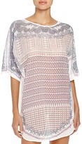 Naked Mosaic Georgette Tunic