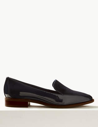 M&S CollectionMarks and Spencer Leather & Suede Loafers