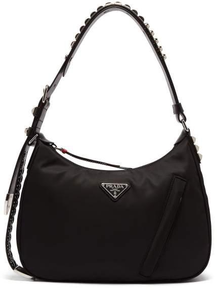 fa7dc3a8e1dc Prada Nylon Shoulder Bags - ShopStyle