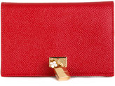 Dolce & Gabbana contrast lining card holder