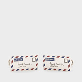 Paul Smith Men's Letter Cufflinks