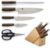 Shun Premier 6-Piece Block Knife Set