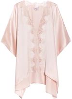 La Perla Petite Macrame Short Robe