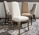 Pottery Barn Ashton Tufted Dining Chair - Quick Ship