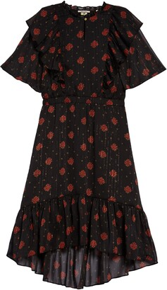 Scotch R'Belle Kids' Allover Print Maxi Dress