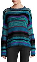 Zadig & Voltaire Flint Striped Sweater
