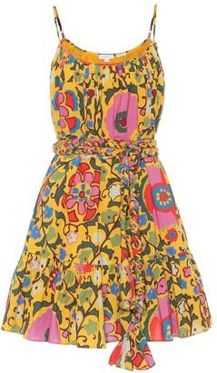 Rhode Resort Exclusive to Mytheresa Nala floral cotton minidress