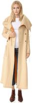 Acne Studios Auden Blanket Coat