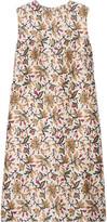 Tory Burch Esmeralda floral-print silk-crepe dress