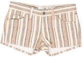 Etoile Isabel Marant Printed Denim Shorts