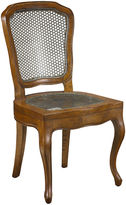 French Heritage Cheverny French Side Chair, Coffee