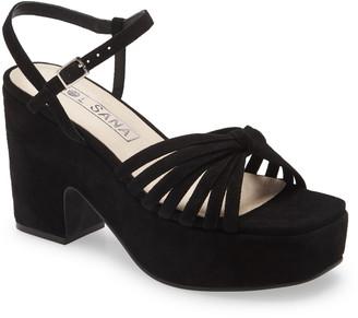 Sol Sana Rosy Platform Sandal