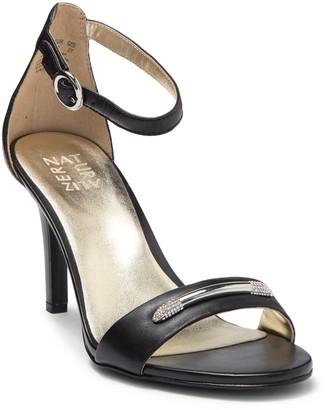 Naturalizer Kinsley Leather Heel Sandal