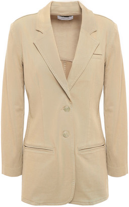 Current/Elliott Cotton-blend Gabardine Blazer